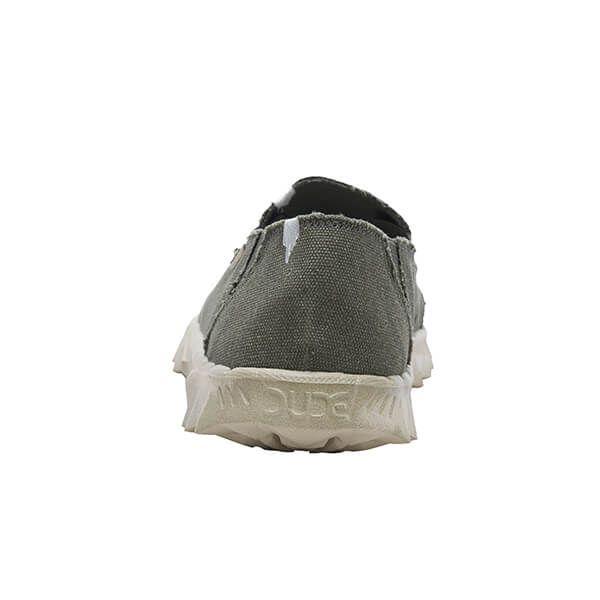 Dude Farty Forest Roughcut Canvas Shoes Size UK14 / EU48
