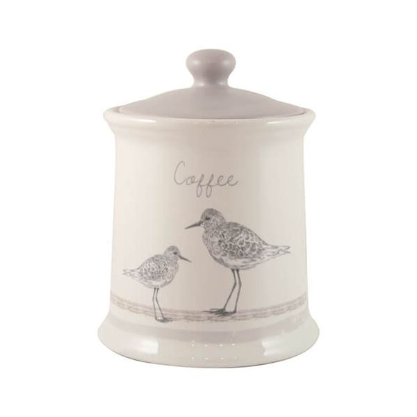 English Tableware Company Sandpiper Coffee Canister