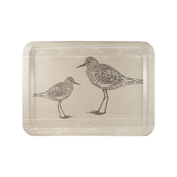 English Tableware Company Sandpiper Large Rectangle Tray