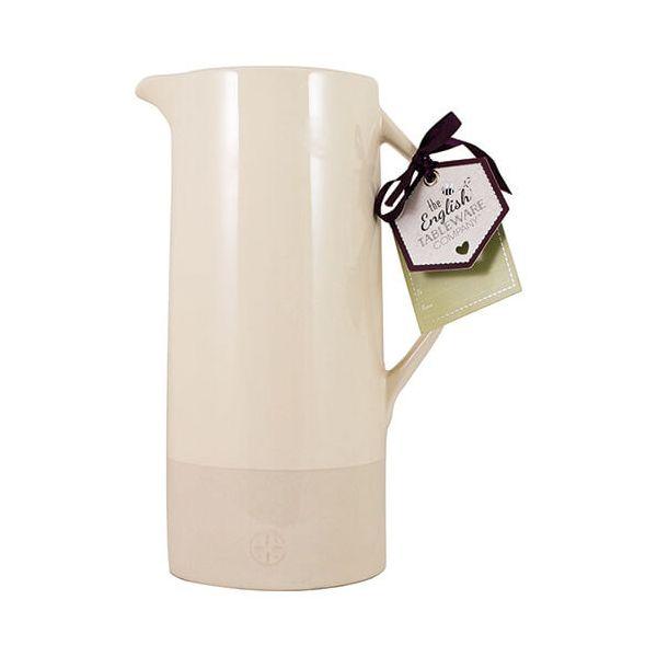 English Tableware Company Artisan Cream Large Jug