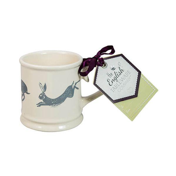 English Tableware Company Artisan Hare Small Tankard Mug