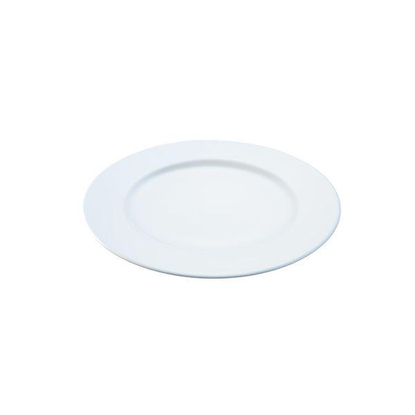 LSA Dine Starter/Dessert Plate Rimmed 20cm Set Of 4