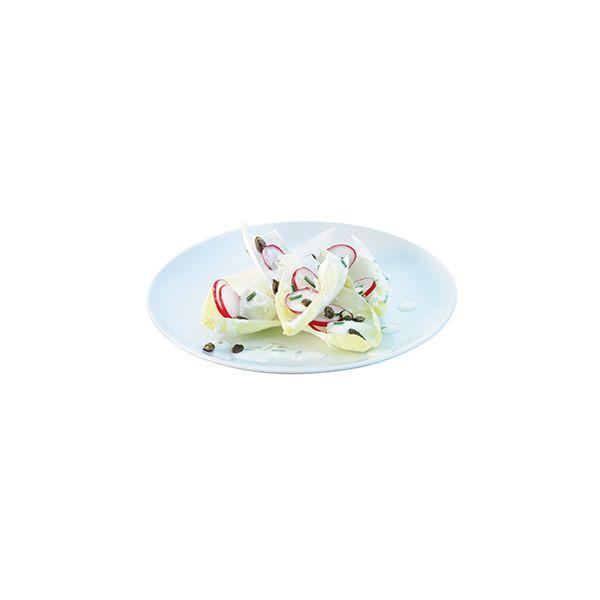 LSA Dine Starter/Dessert Plate Coupe 20cm Set Of 4