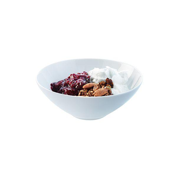 LSA Dine Cereal/Dessert Bowl Coupe 18cm Set Of 4
