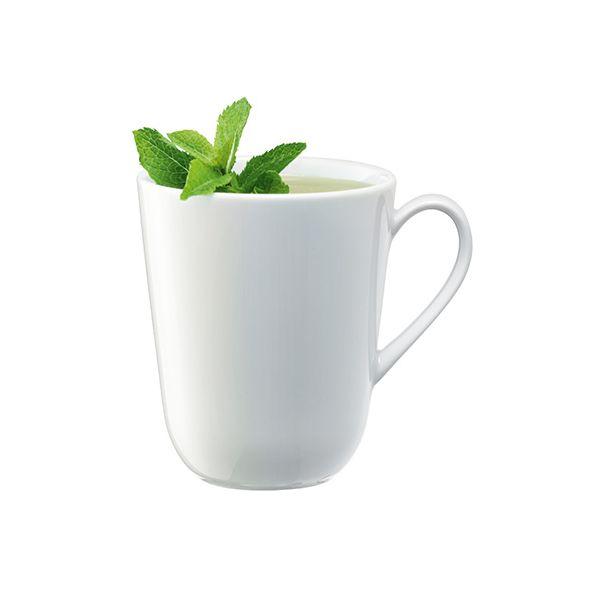 LSA Dine Curved Mug 380ml Set Of 4