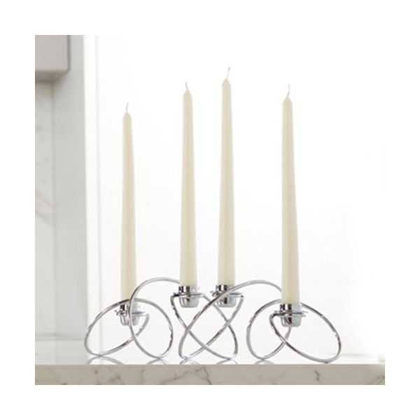 Black + Blum Loop Dinner Candelabra