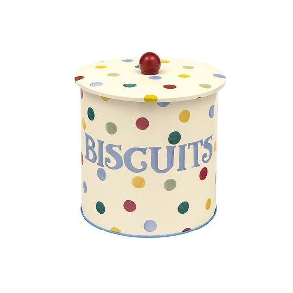 Emma Bridgewater Polka Dot Biscuit Tin