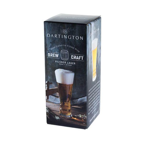 Dartington Brew Craft Pilsner Lager