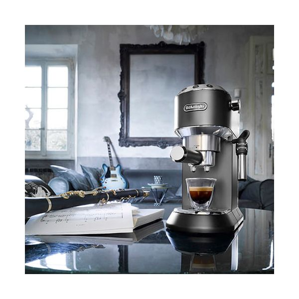 Delonghi Dedica Black Coffee Machine