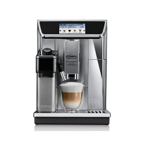 Delonghi PrimaDonna Elite Experience Bean To Cup Coffee Machine