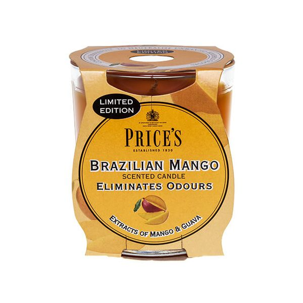 Prices Fresh Air Jar Candle Brazilian Mango