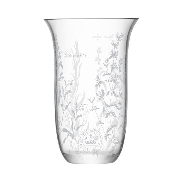 LSA Royal Botanical Gardens 23cm Wave Vase