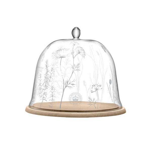 LSA Royal Botanical Gardens Kew Glass Dome & Oak Base