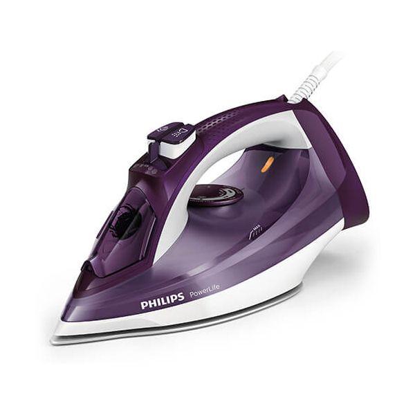 Philips 2400W Powerlife Steam Iron Purple