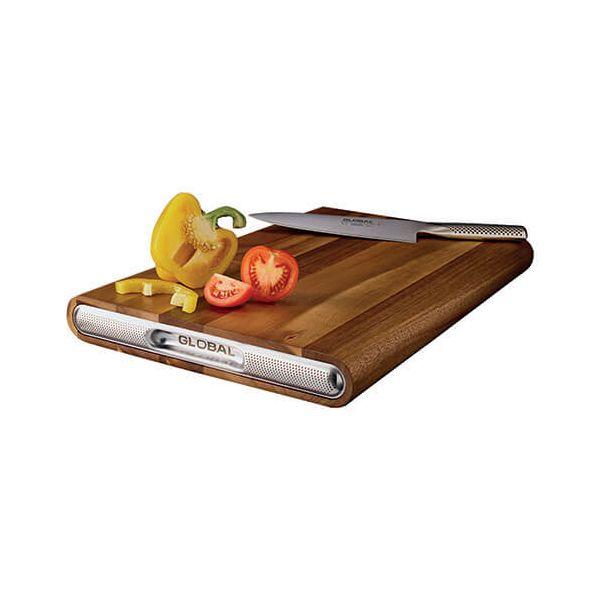 Global Acacia Pro Cutting Board 45 x 30 x 4.5cm