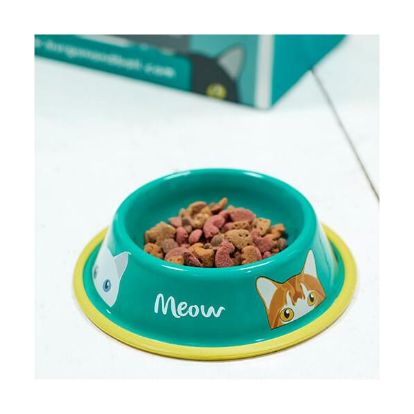 Burgon & Ball Creaturewares Doris Cat Bowl