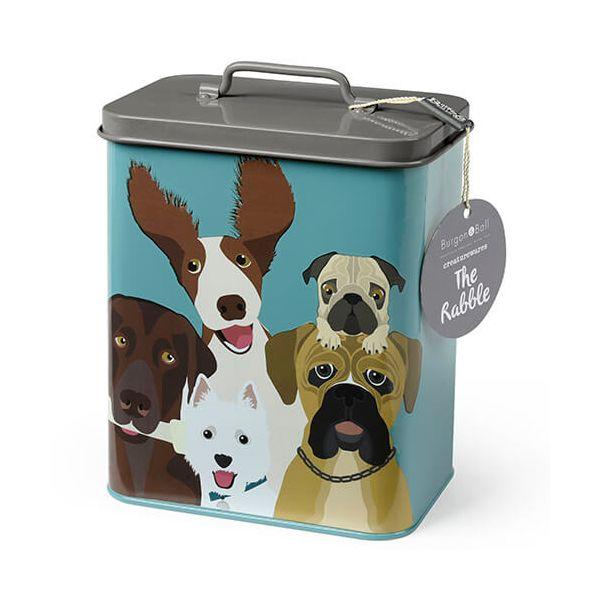 Burgon & Ball Creaturewares The Rabble Dog Tin
