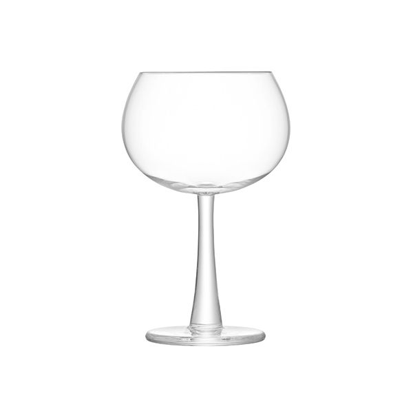 LSA Gin Balloon Glass 420ml Clear Set Of 2
