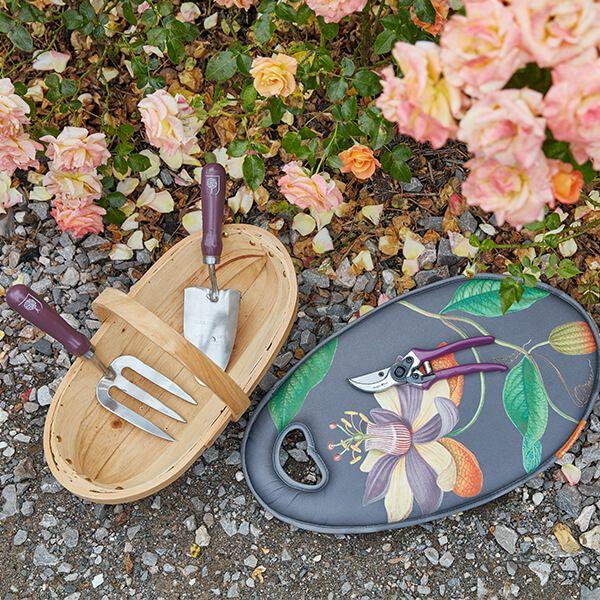 RHS Passiflora Gift Boxed Trowel & Fork