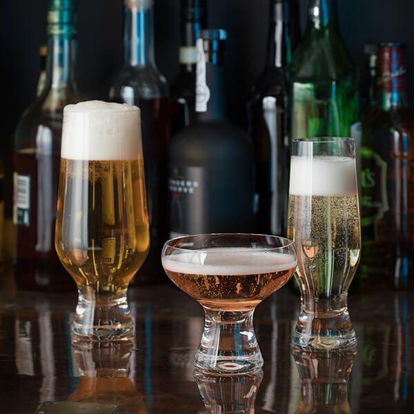 Dartington Home Bar Beer Glass Pack Of 4