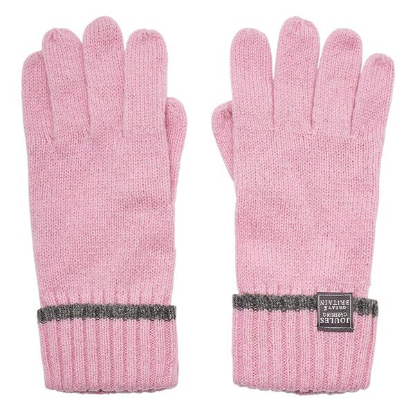 Joules Huddle Knitted Gloves