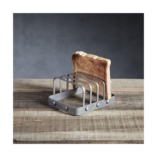 Industrial Kitchen Toast Rack Grey