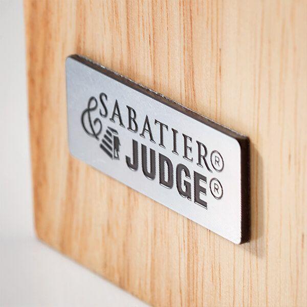 Judge Sabatier 5 Piece Knife Block Set
