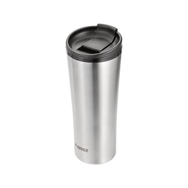 Judge Double Walled 400ml Travel Mug