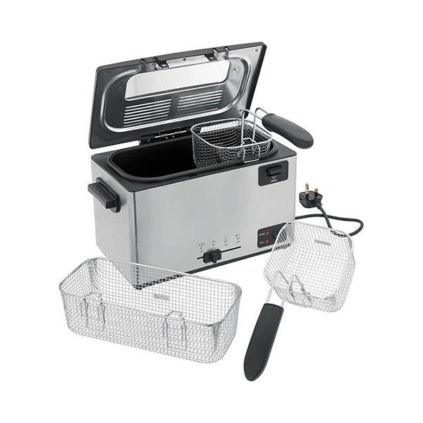 Judge Deep Fat Fryer With Multiple Baskets