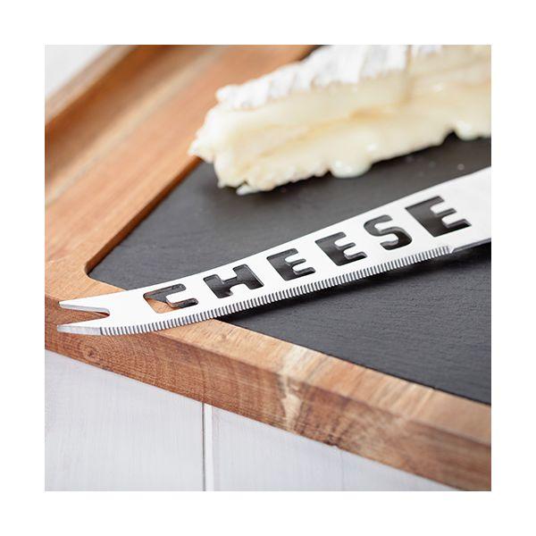 Judge Slate 28 x 21cm Cheese Board Set