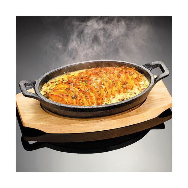 Judge Sizzle & Serve 20 x 14cm Gratin Dish