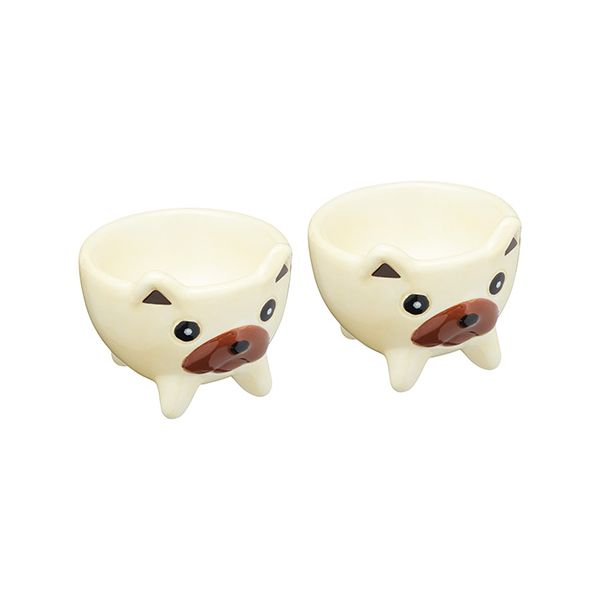 KitchenCraft Dog Egg Cups