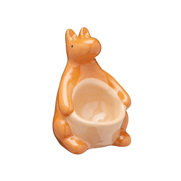 KitchenCraft Kangaroo Egg Cup