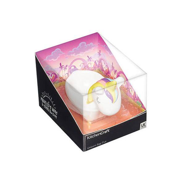 KitchenCraft Unicorn Egg Cup
