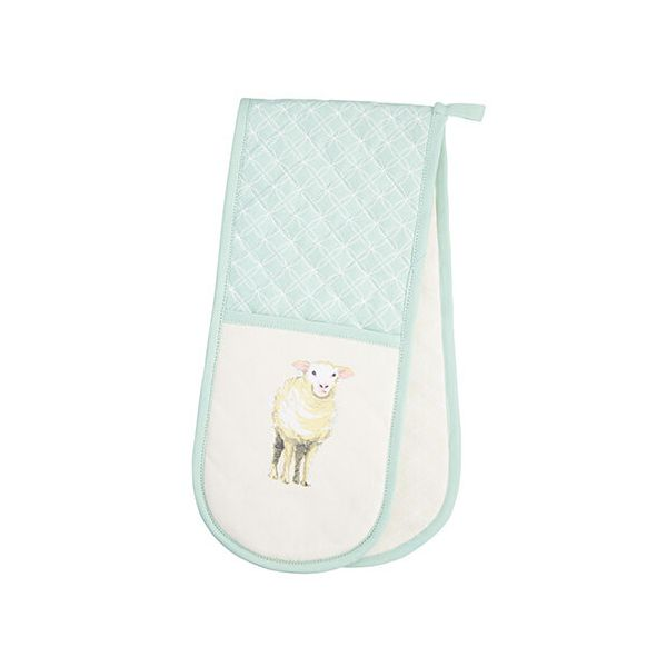 KitchenCraft Farm Animals Double Oven Glove
