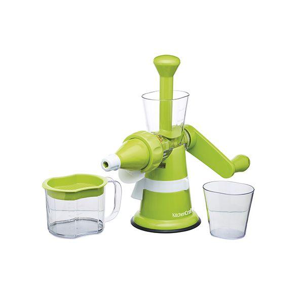 KitchenCraft Healthy Eating Manual Juicer