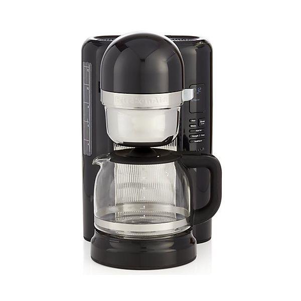 KitchenAid 12 Cup Drip Coffee Maker KCM1204BOB