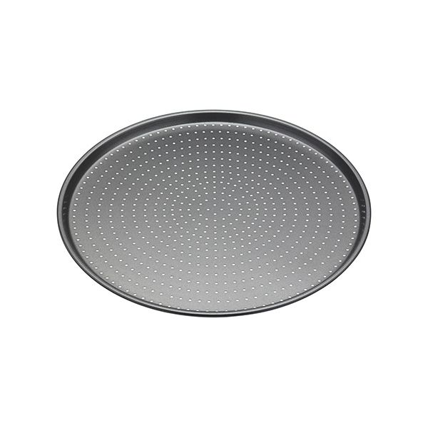 KitchenCraft Master Class Crusty Bake Pizza Tray