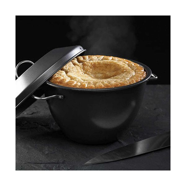Master Class Non-Stick Pudding Steamer 2 Litres (3.5pt)