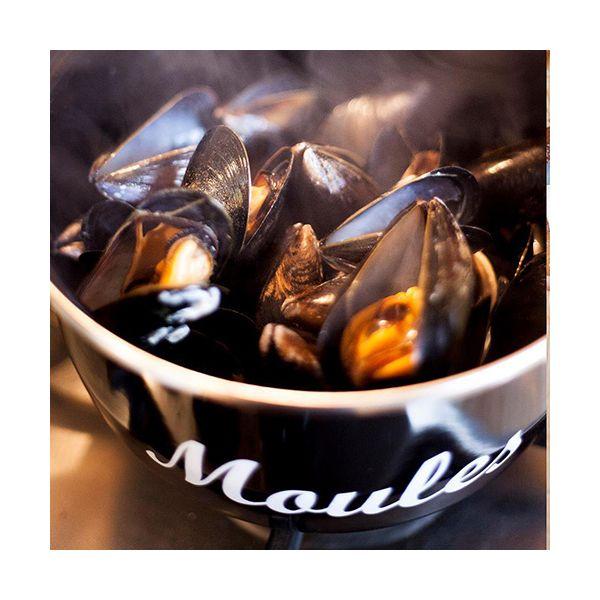 World of Flavours Mediterranean Standard 18cm Mussels Pot