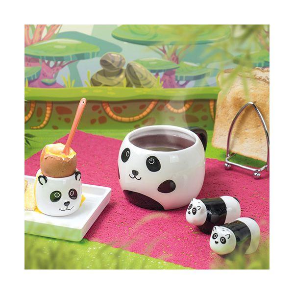 KitchenCraft Panda Shaped Mug 550ml
