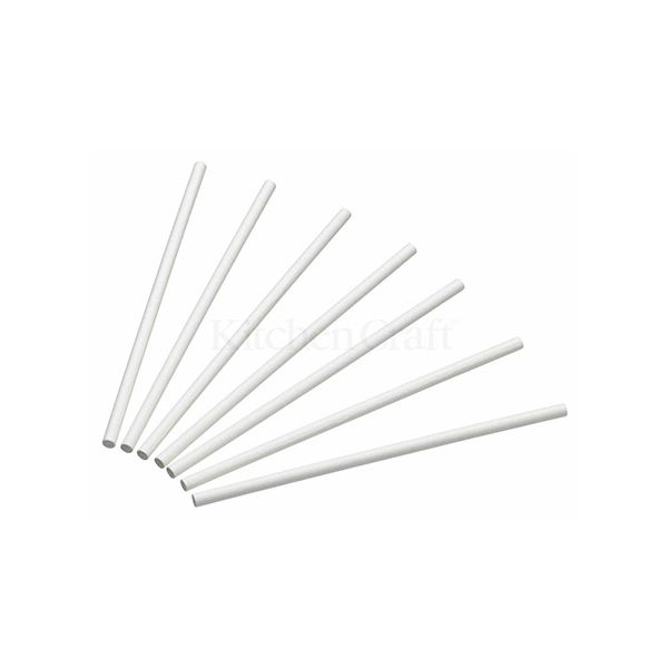 Sweetly Does It Pack of Fifty 10cm Cake Pop Sticks