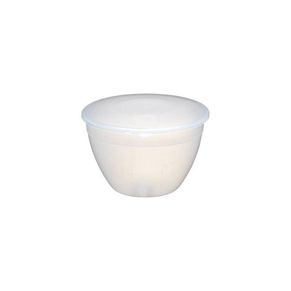 KitchenCraft Pudding Basin and Lid 1½ Pints (855ml)