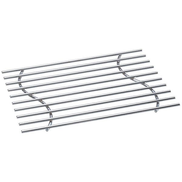 KitchenCraft Chrome Plated Large 45x30cm Deluxe Heavy Duty Trivet