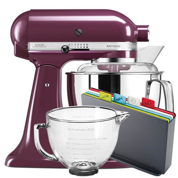 Kitchenaid Artisan Mixer 175 Boysenberry Ksm175psby Purple