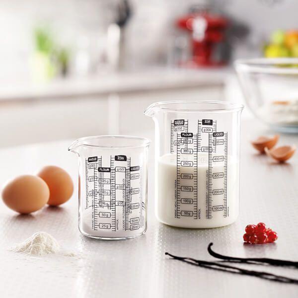 Pyrex Classic Kitchen Lab 0.5L Measure & Mix