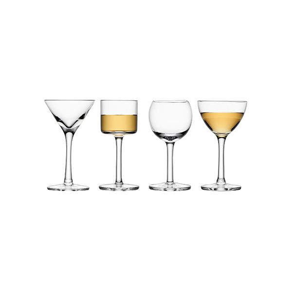 LSA LULU Liqueur Glass Set Of Four