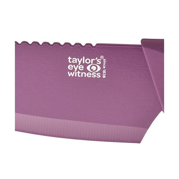 Taylors Eye Witness Colour 3 Piece Non-Stick Knife Set
