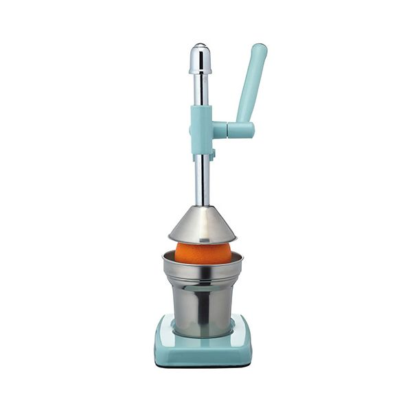 Living Nostalgia Vintage Blue Heavy Duty Juicer