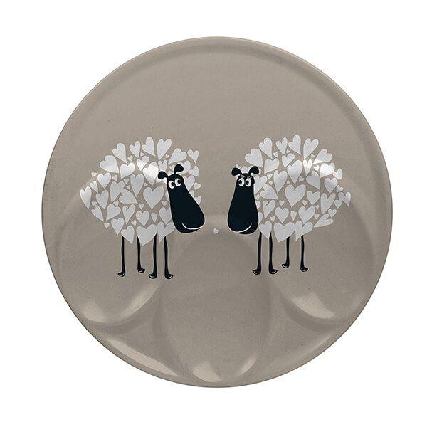 Melamaster Spoon Rest Sheep